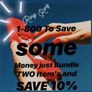 Other - BUY 2 Items SAVE 10%
